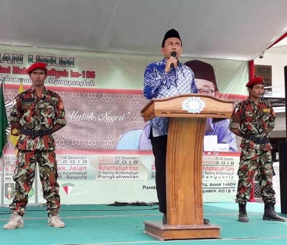 Dua Kondisi Ini Menjadikan Muhammadiyah Bertahan dan Asetnya Berkembang